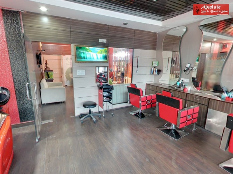 Absolute spa and beauty salon panchkula get loreal for Absolute beauty salon